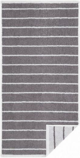 Handtuch »Line«, Egeria, im Streifendesign