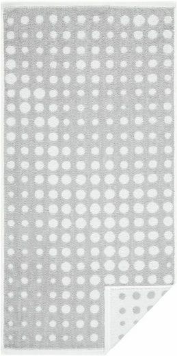 Badetuch »DOT«, Egeria, mit Muster