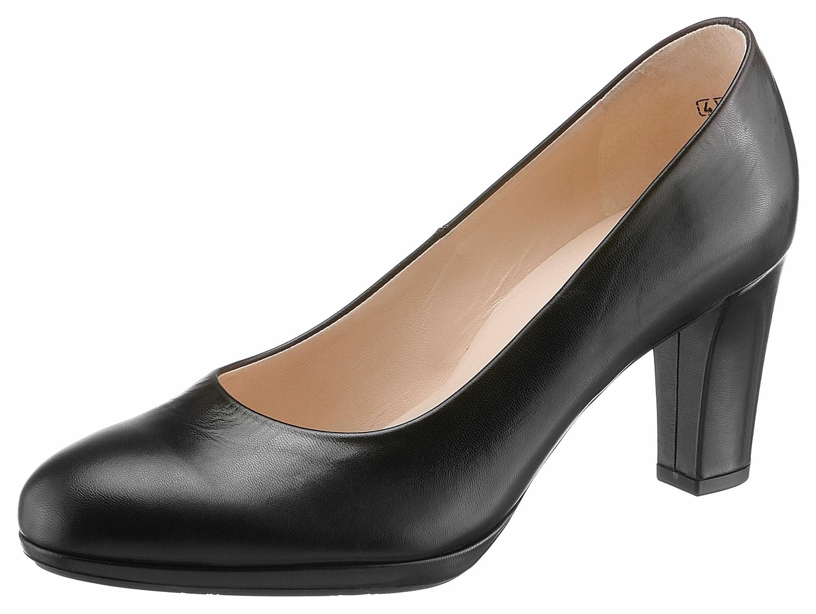 Peter Kaiser Karolena Pumps, in eleganter, runder Form online kaufen  schwarz