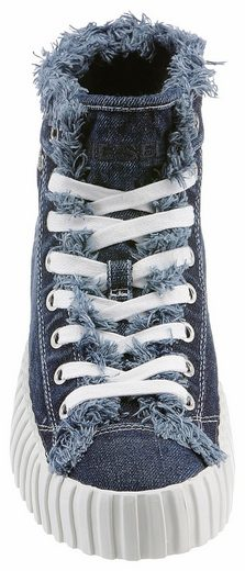 """Diesel Manete S-Exposure CmC W Sneaker, mit coolen """"Jeanslook"""""""
