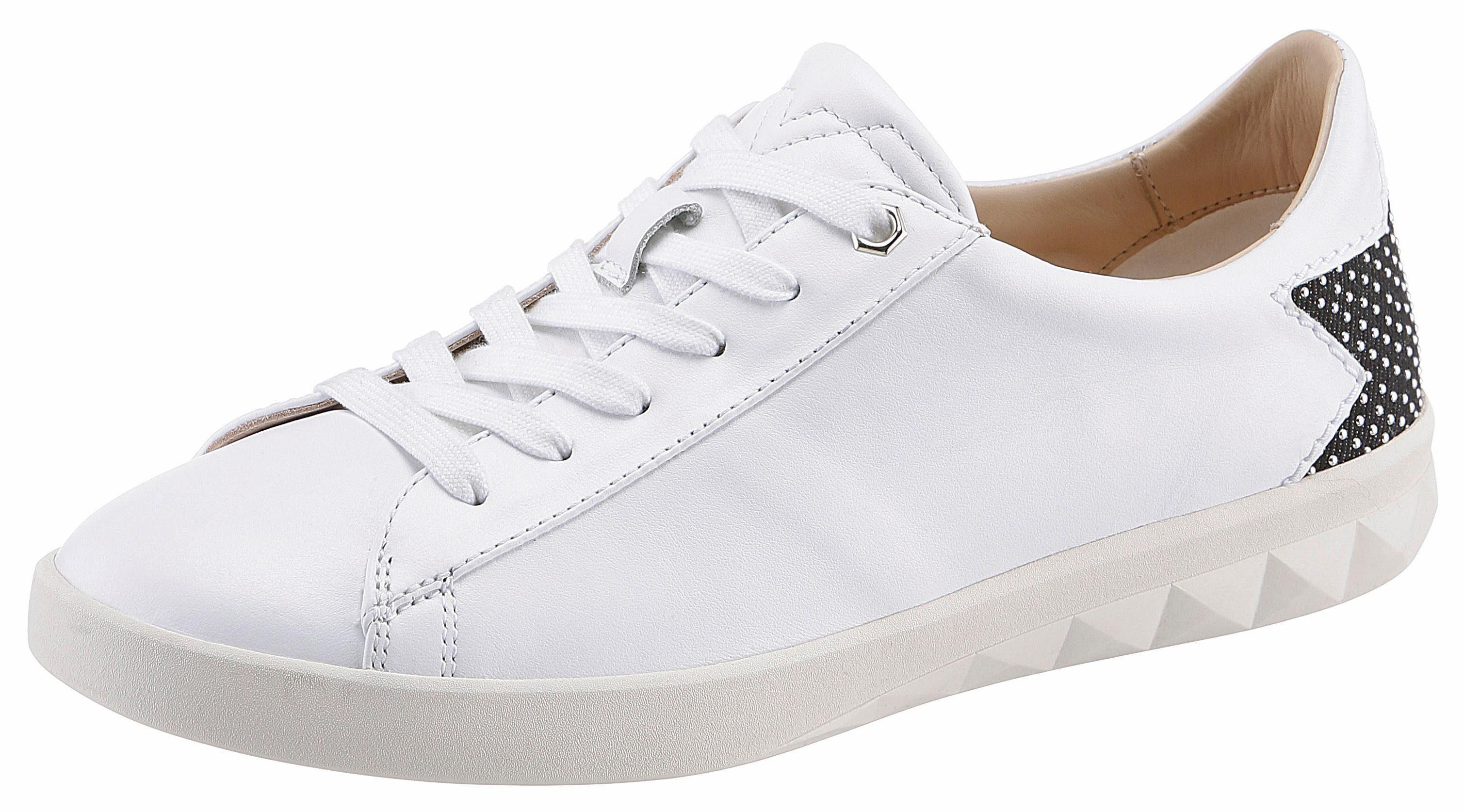 Diesel Solstice Low W Sneaker, mit nietenbesetzter Sternapplikation online kaufen  weiß-schwarz