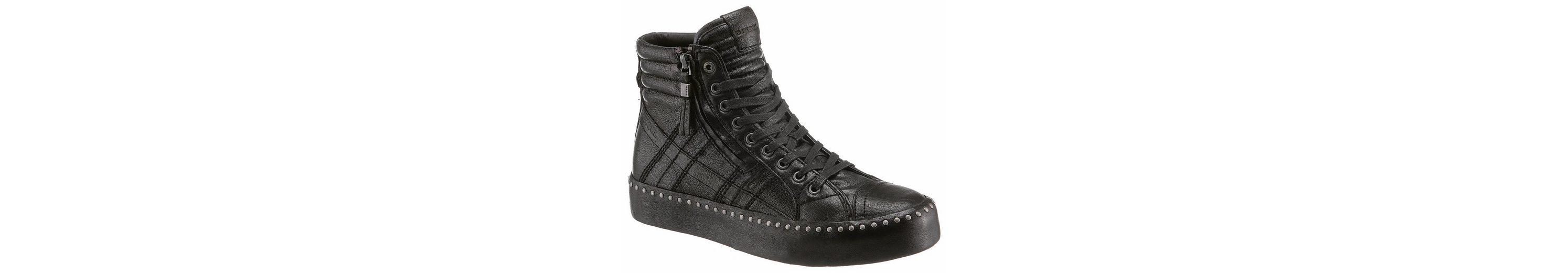 Diesel D-Strings Plus Wedge W Sneaker, mit coolem Zierrei脽verschluss au脽en