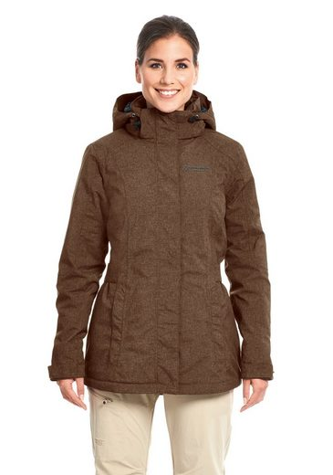 Maier Sports Jacket Functional Ineska Light W, Pfc-free Equipped