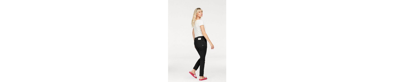Jeans T Please T Jeans mit Shirt Please mit Rollkanten Rollkanten Shirt Jeans Please wRXxznaqC