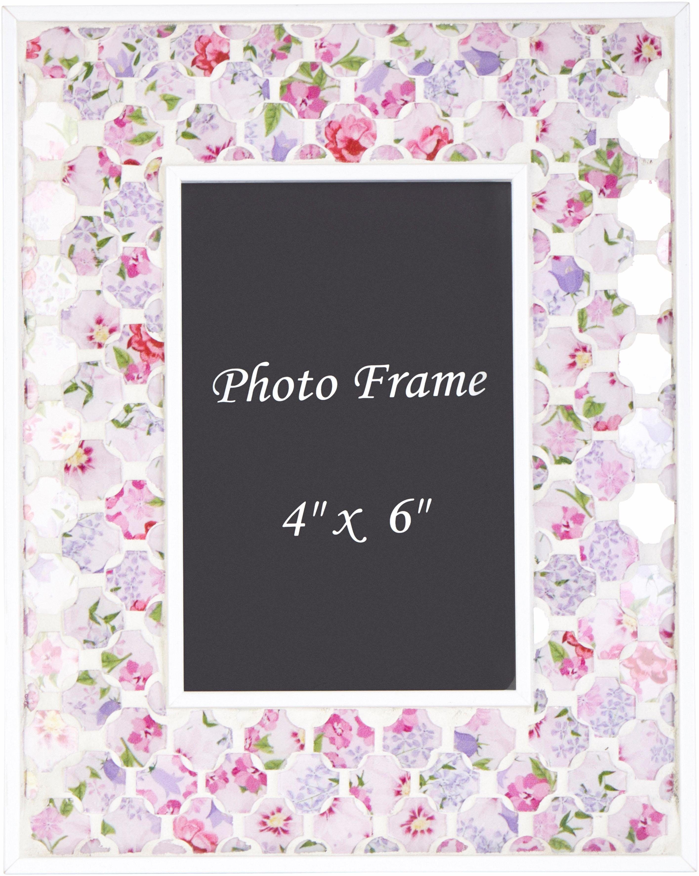 Home affaire Rahmen »FLEURS 19,5x24,5 cm«