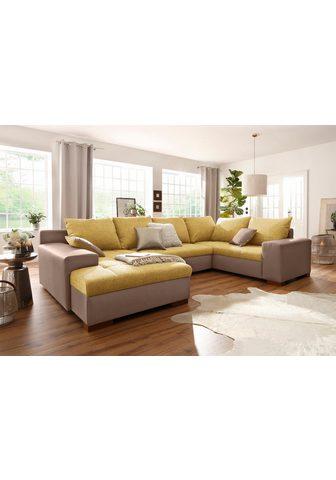 HOME AFFAIRE Sofa »Manitoba«
