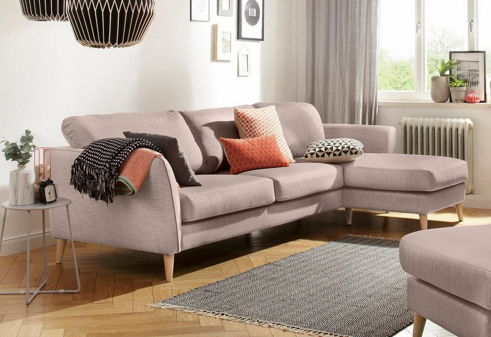 Home affaire ecksofa marseille in skandinavischem stil for Ecksofa skandinavisches design