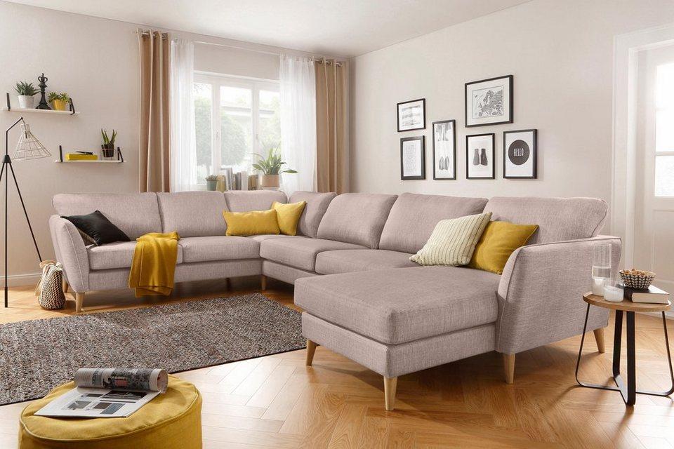 home affaire wohnlandschaft marseille in. Black Bedroom Furniture Sets. Home Design Ideas