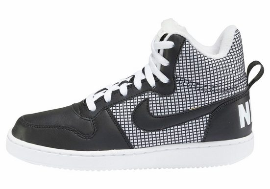 Nike Sportswear Wmns Court Borough Mid Se Sneaker