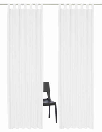 Vorhang »Parry«, Home affaire, Schlaufen (2 Stück)