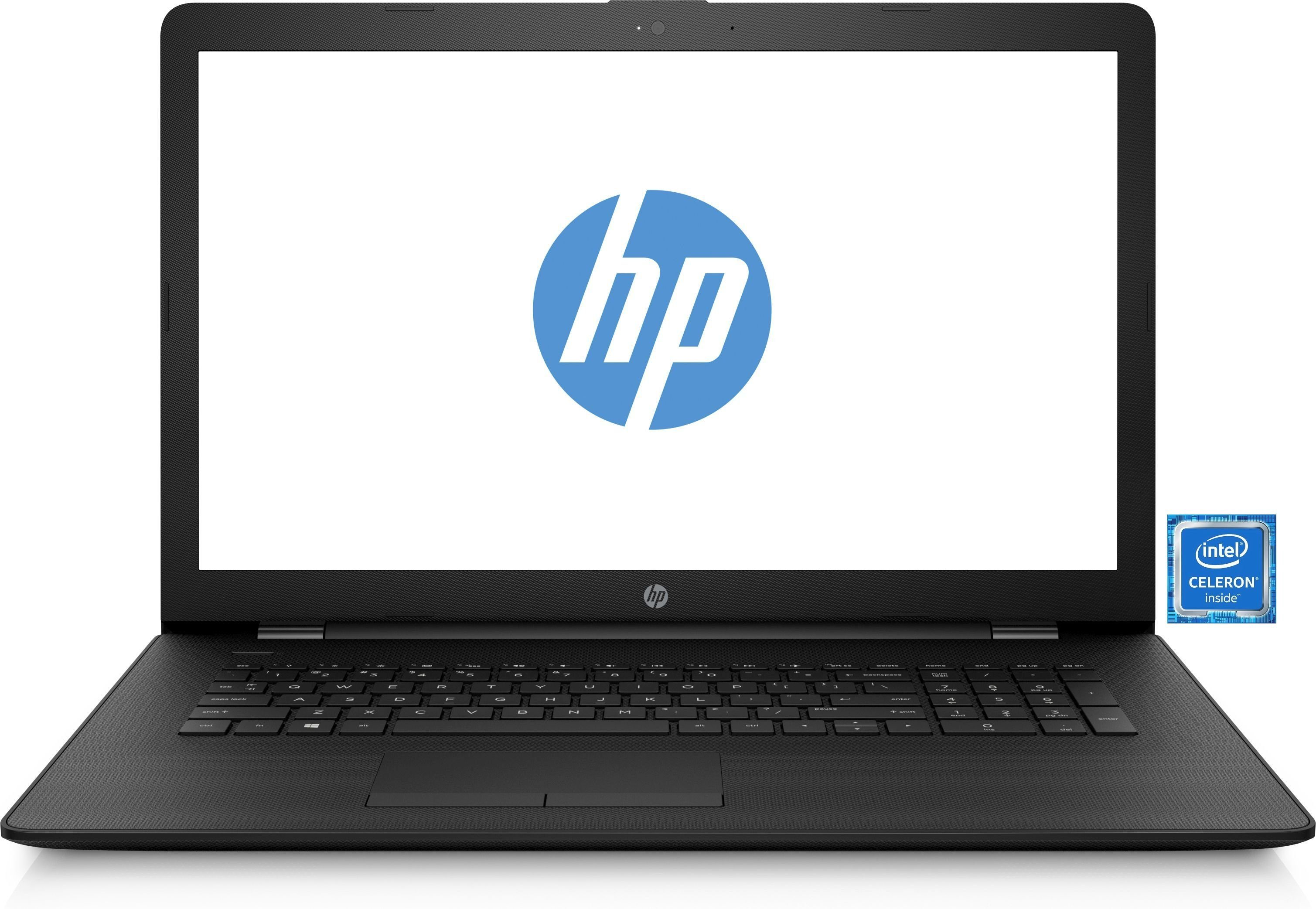 "HP 17-bs001ng Notebook »Intel Celeron, 43,9 cm (17,3""), 256 GB SSD, 8 GB«"