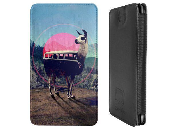 caseable Design Smartphone Tasche / Pouch für Samsung Galaxy Note 4 - broschei
