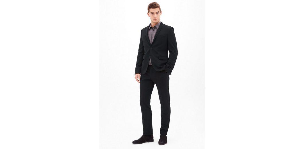 Suit BLACK Oliver Oliver Jersey Suit aus Jersey Anzugsakko Fusion aus LABEL Anzugsakko LABEL s Fusion BLACK s vzwSWCqO