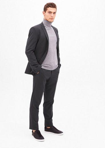 s.Oliver BLACK LABEL Cesano Slim: Hahnentritt-Sakko