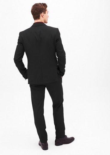s.Oliver BLACK LABEL Cesano Slim: Stretch-Sakko
