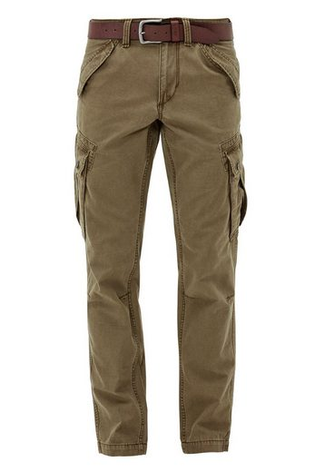 S.oliver Red Label Tubx Regular: Chino Im Cargo-style