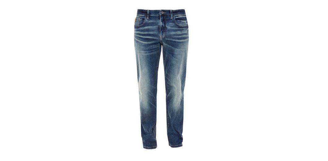 Freies Verschiffen Echte Sneakernews Online s.Oliver RED LABEL Tubx Straight: Jeans mit Waschung Günstig Kaufen Sammlungen Billiger Fabrikverkauf 4RZma3nJ