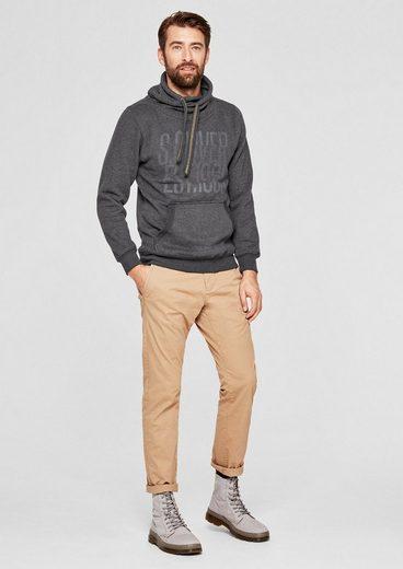 s.Oliver RED LABEL Sweatshirt mit Turtleneck