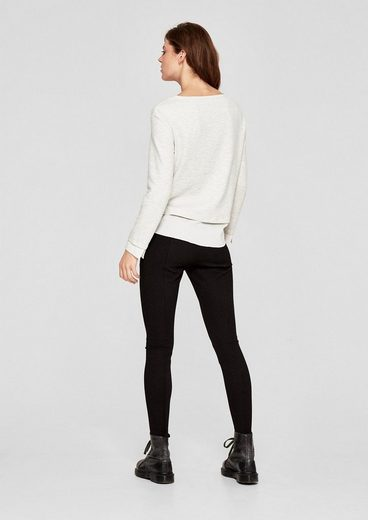 S.oliver Red Label Sweatshirt With Blouses-details