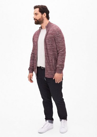 S.oliver Red Label Relaxed Sweater In Melange-look