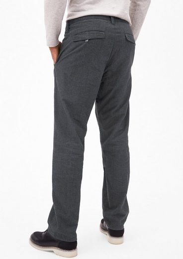 s.Oliver RED LABEL Scube Relaxed: Dobby-Chino