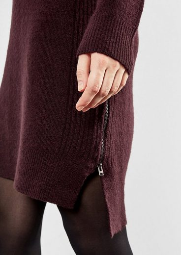 Q / S Designed By Knitdress With Rippeinsätzen