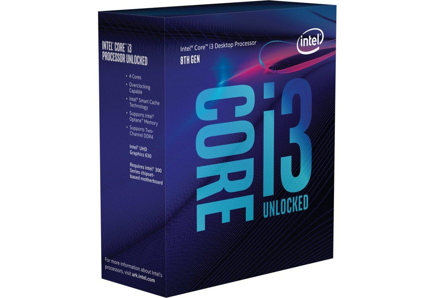 Intel® Prozessor »Core(TM) i3-8350K«