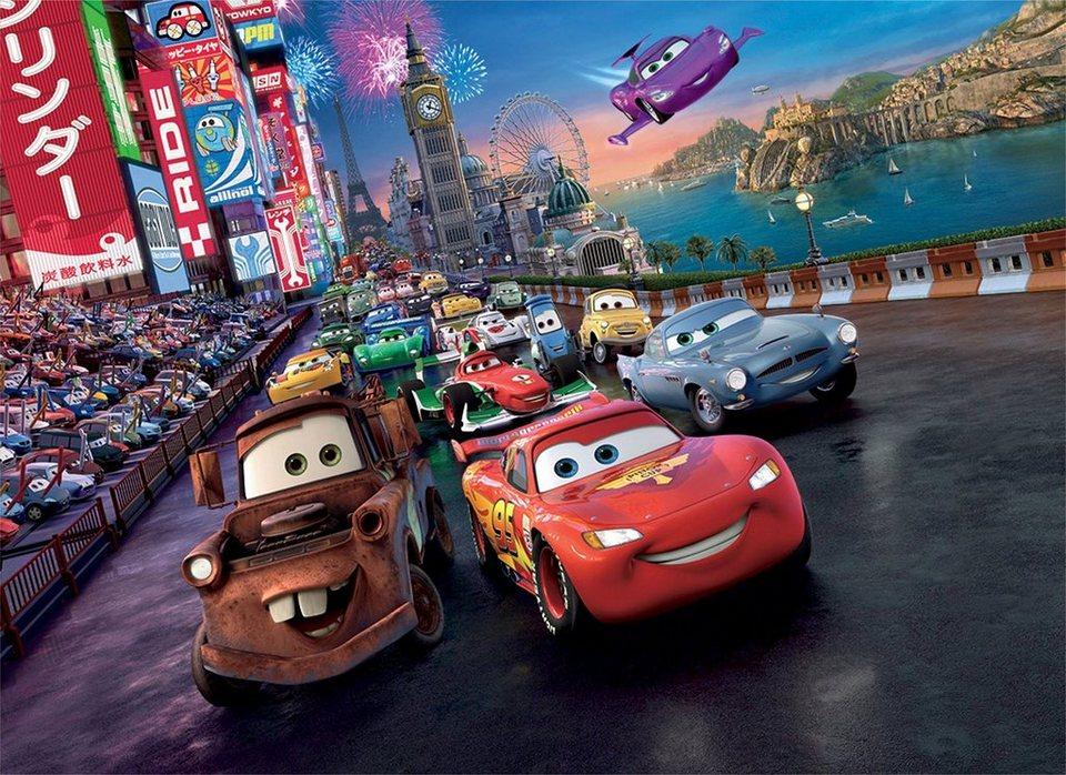 IDEALDECOR Fototapete  Cars  online kaufen