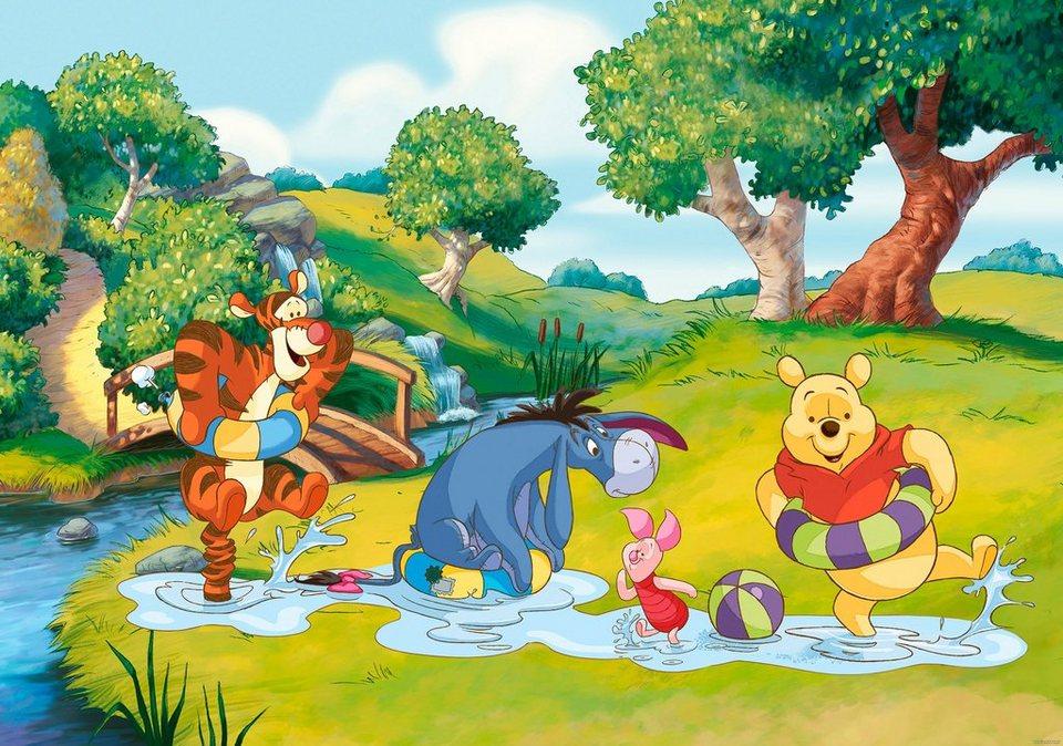 IDEALDECOR Fototapete »Disney Winnie Pooh« kaufen | OTTO