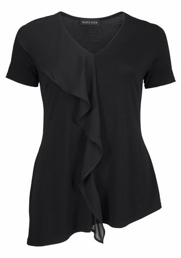 Melrose V-Shirt, Curvy Collection