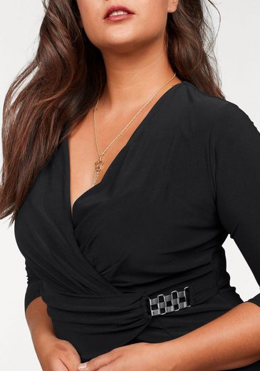 Melrose Jerseykleid, Curvy Collection