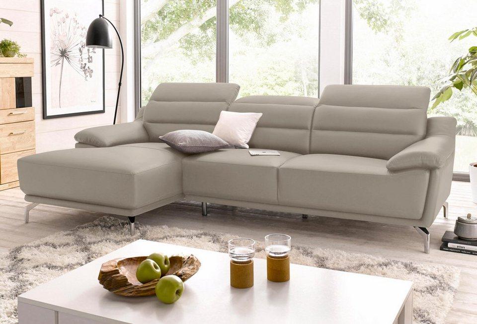 polsterecke inklusive r ckenverstellung kaufen otto. Black Bedroom Furniture Sets. Home Design Ideas