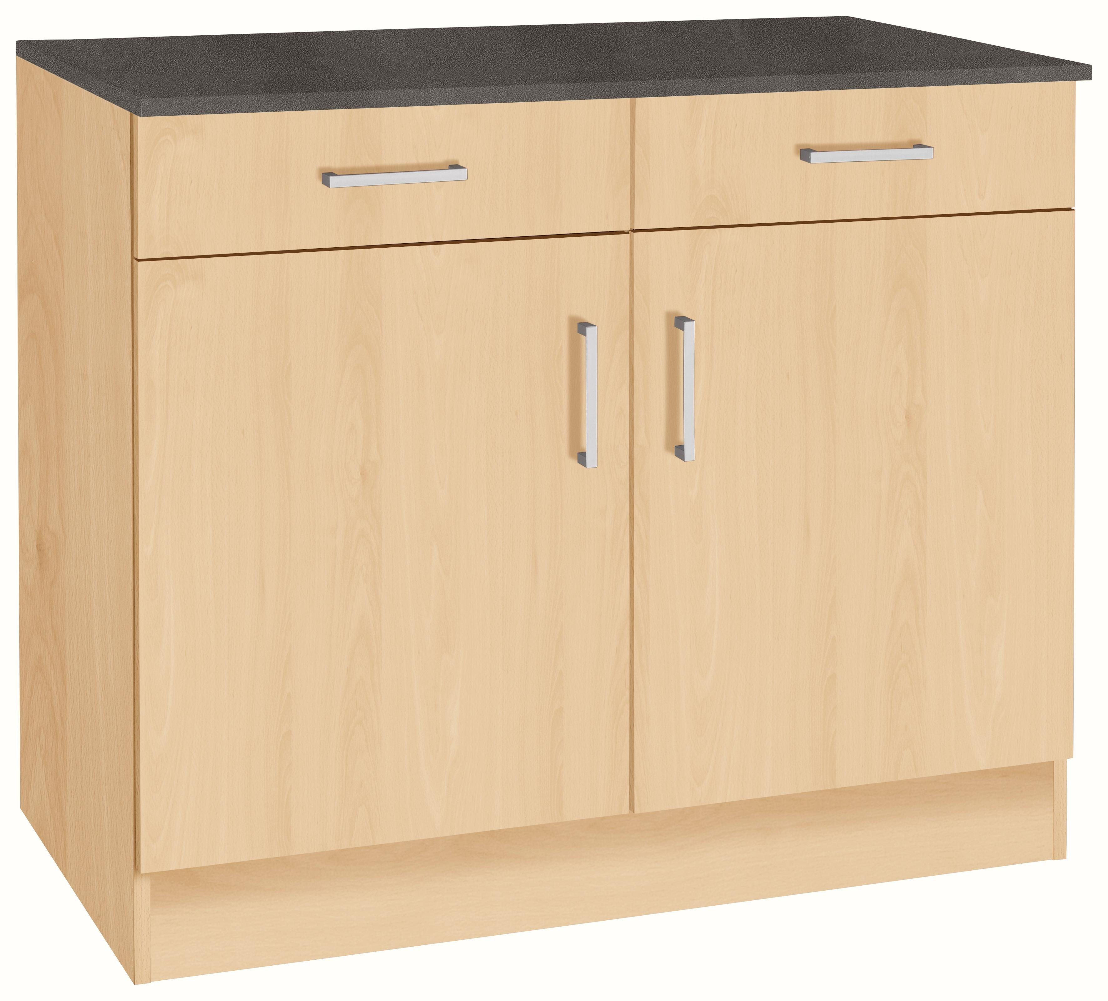 schwarz Küchen-Unterschränke online kaufen | Möbel-Suchmaschine ...