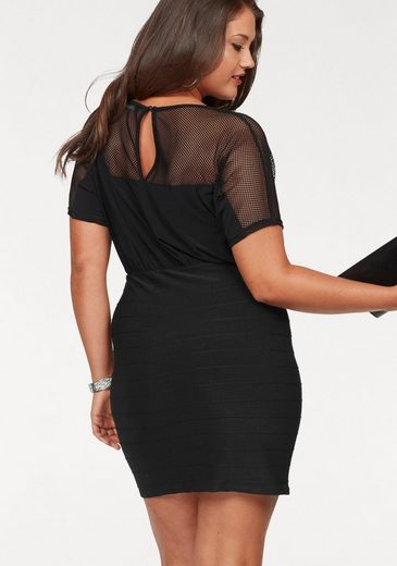 Melrose Partykleid, Curvy Collection