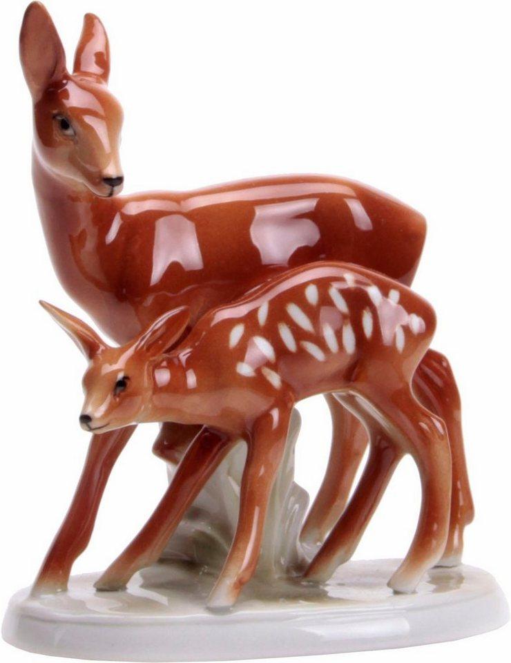 Wagner & Apel Figur »Reh« aus Porzellan kaufen   OTTO