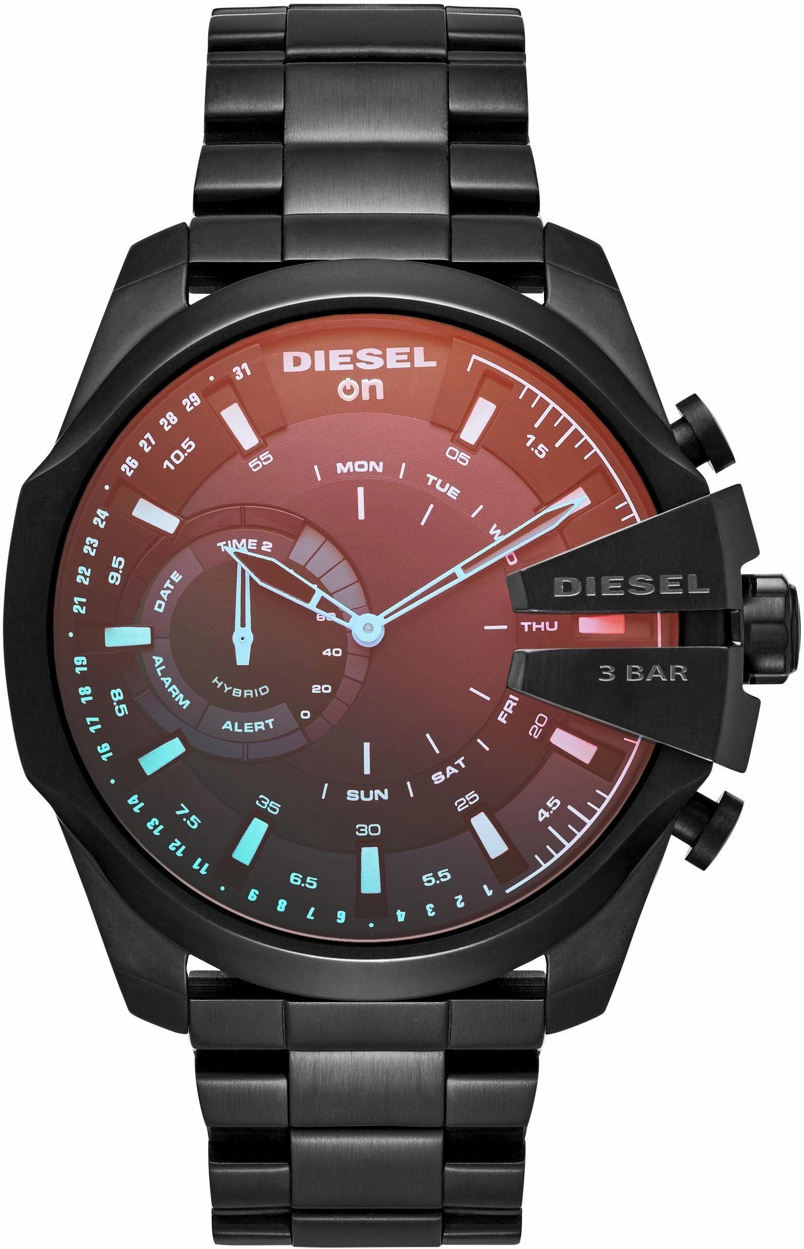 DIESEL ON MEGACHIEF, DZT1011 Smartwatch (Android Wear)