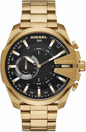diesel on megachief dzt1013 smartwatch android wear online kaufen otto. Black Bedroom Furniture Sets. Home Design Ideas