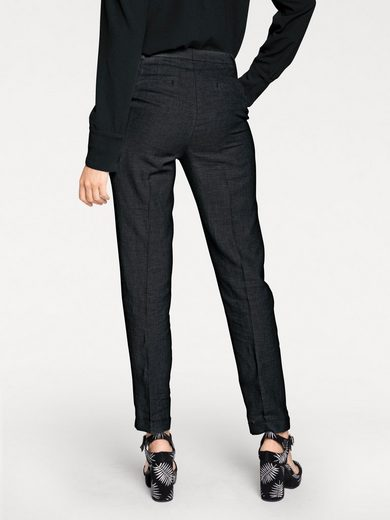Rick Cardona By Heine Linen Pants With Pockets
