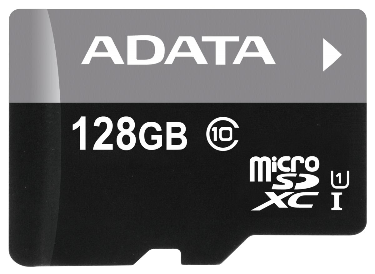 ADATA microSDXC Speicherkarte »microSDXC UHS-I Class 10 128GB Premier«