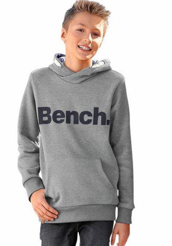 BENCH. Кофта с капюшоном
