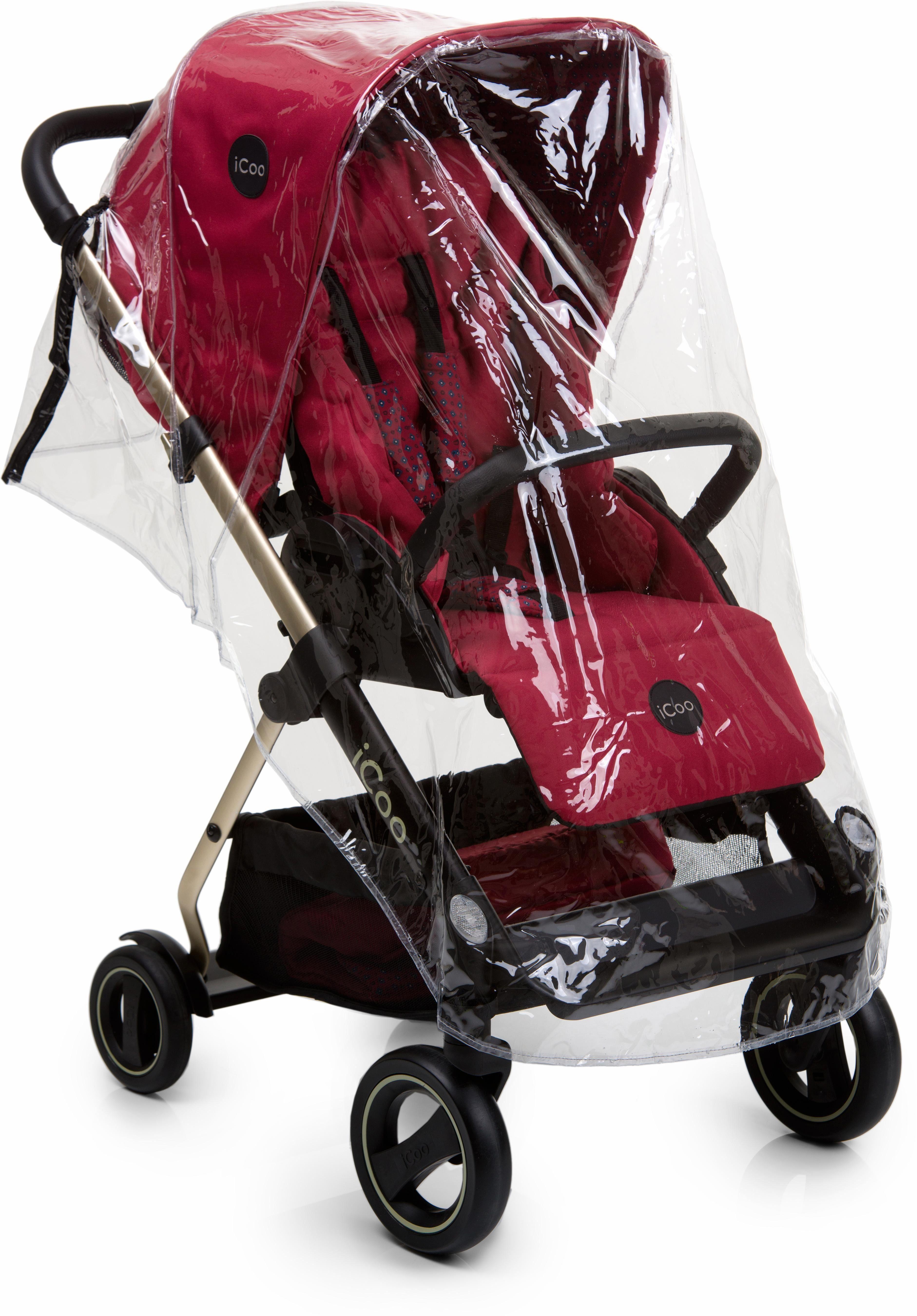 iCoo Regenverdeck für Kinderwagen, »Raincover Acrobat XL«