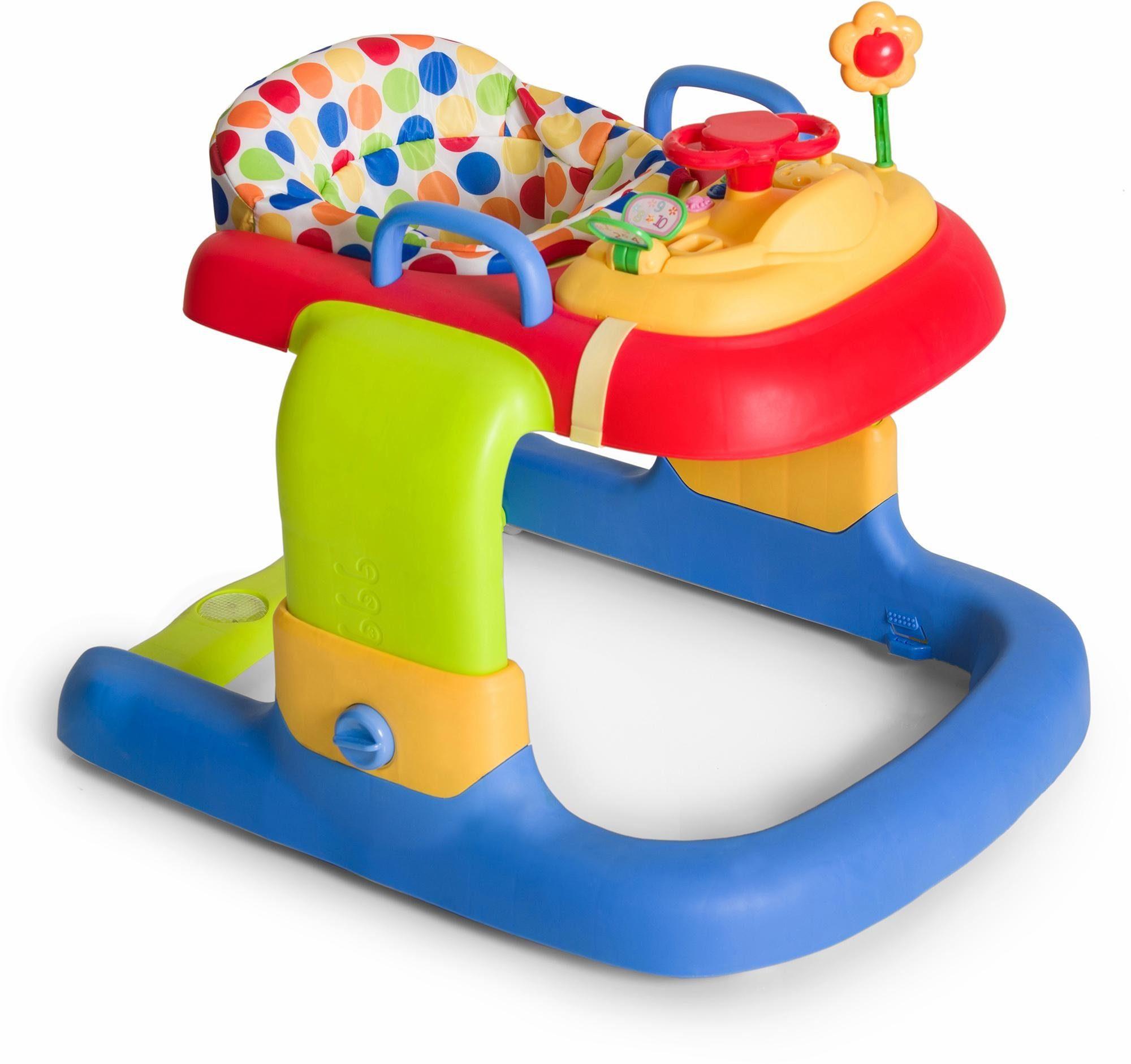 hauck FUN FOR KIDS Spielecenter und Lauflernhilfe, »2in1 Walker«
