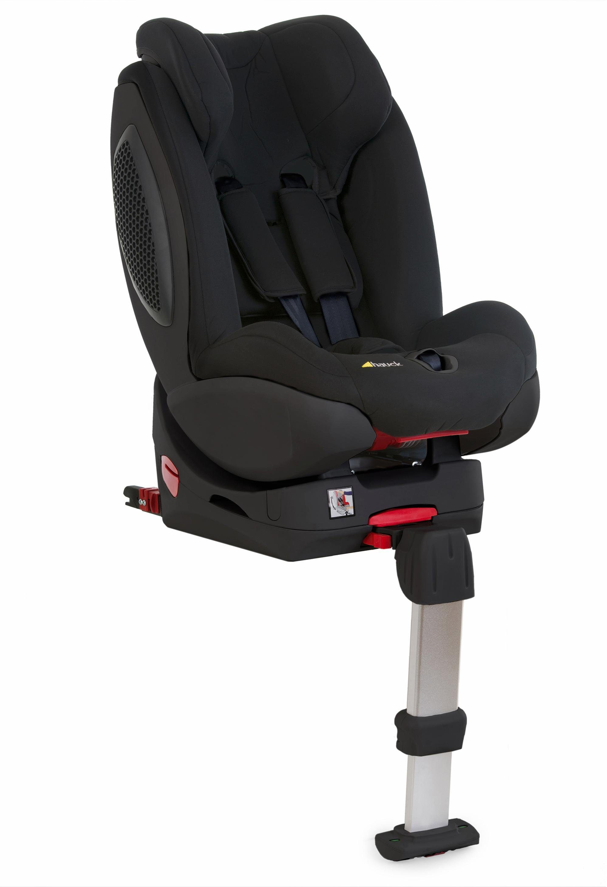 hauck FUN FOR KIDS Kindersitz, 0 - 18 kg, »Varioguard Plus Black Edition«
