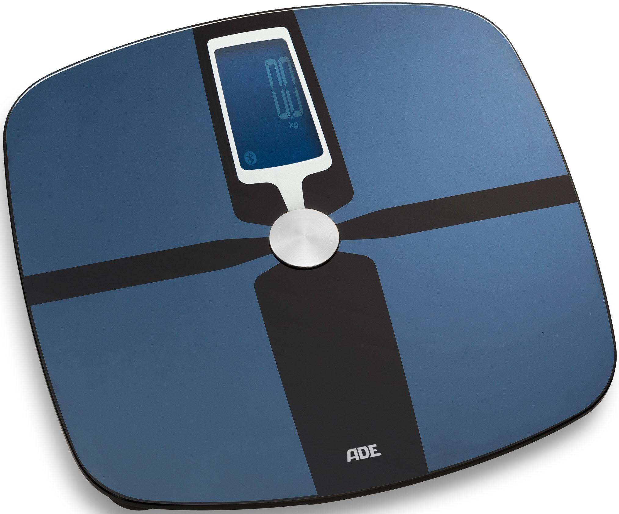 ADE Digitale Körperanalysewaage BA 1600 FITvigo