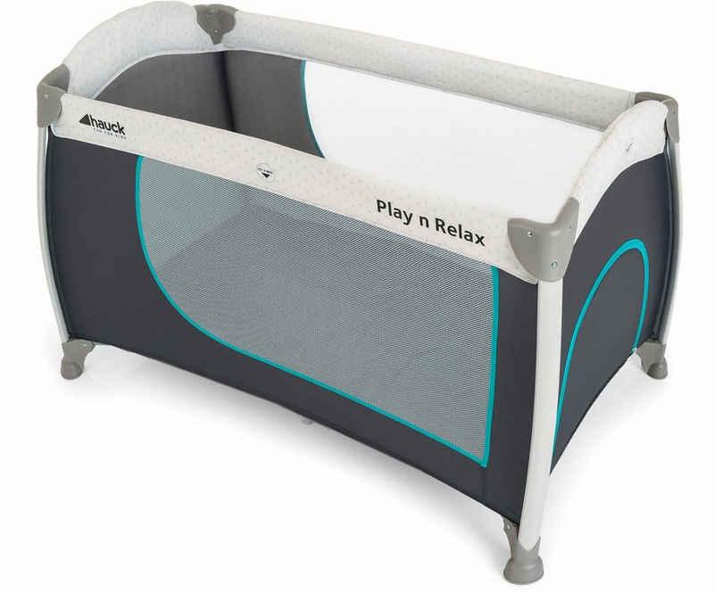 Hauck Baby-Reisebett »Play N Relax Hearts«, inkl. Transporttasche