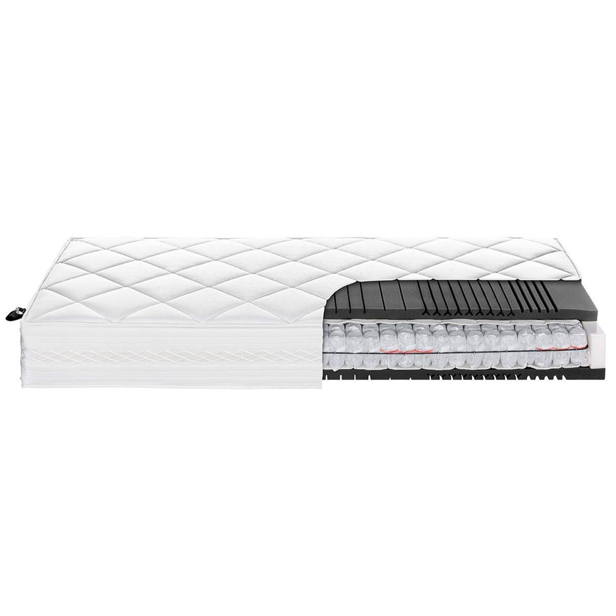 Rummel Taschenfederkernmatratze »MyRummel 575TFK« | Schlafzimmer > Matratzen > Taschenfederkern | Federn - Viskose - Polyester | Rummel