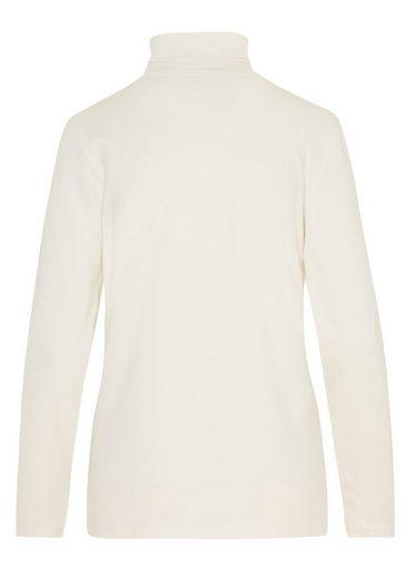 Hajo Basic Rollkragen Shirt