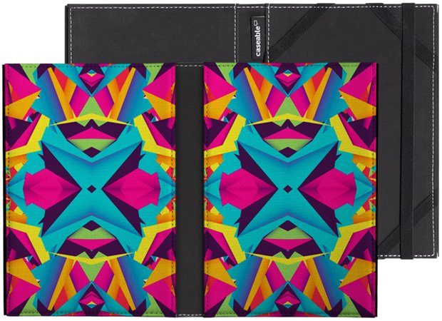 caseable Tablet Hülle / Case / Cover für TrekStor SurfTab ventos 7.0