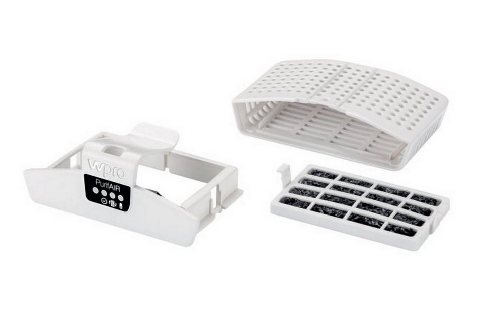 Kühlschrank Filter : Wpro purifair kühlschrankfilter set mit microbanfilter und halterung