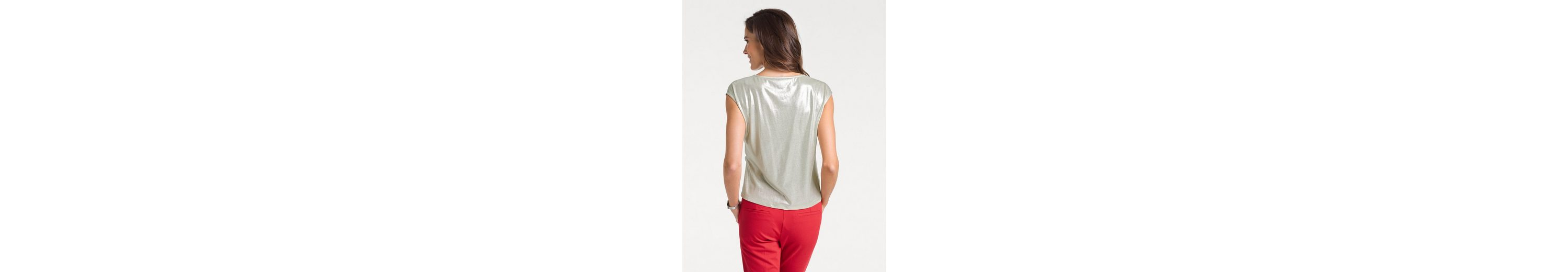 Look PATRIZIA DINI by Heine Metallic Shirttop PATRIZIA DINI by 58wnqgUF